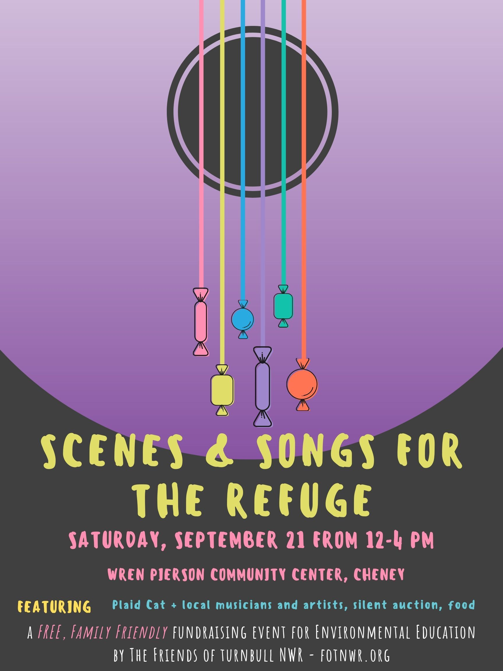 Scenes and Songs for Refuge